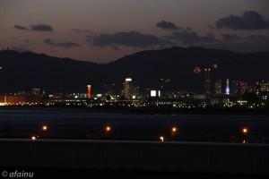 神戸の夜景の始まり