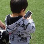 ぼくもiPhoneユーザーだよ