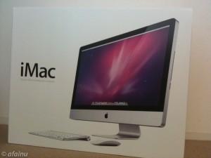 iMac (箱)