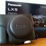 LX5購入
