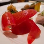 前菜盛り合わせのトマト (RAW+LR3)