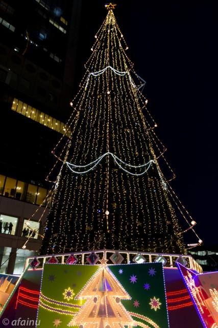 クリスマスツリー 2010