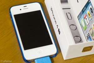 iPhone 4S来た!