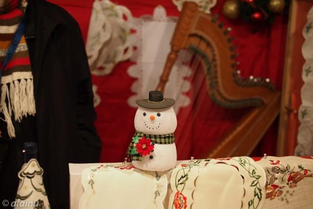 クリスマスの小さな店員さん