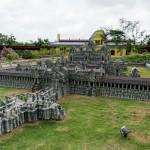 Angkor Wat by Lego