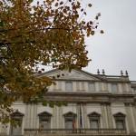 秋雨のスカラ座