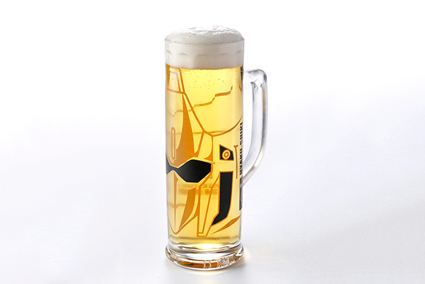 百式ビアジョッキ 生ビール付