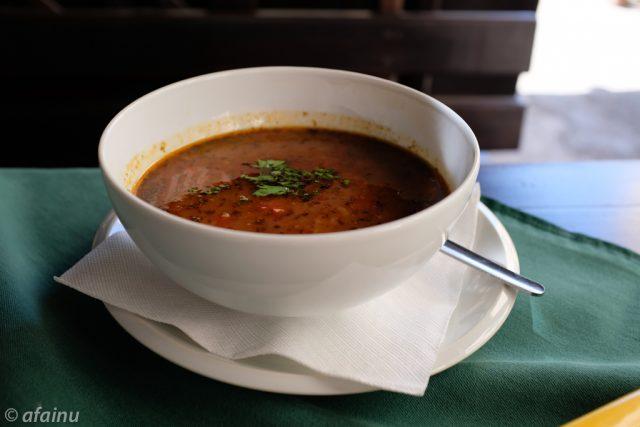 グラーシュスープ