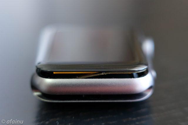 壊れたApple Watch
