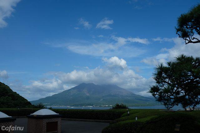 桜島(Provia)